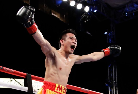 Rungvisai Gonzalez Boxing